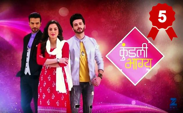 TRP Ratings week 8 2019 Kundli Bhagya back in top five