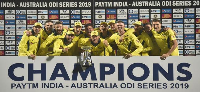 india vs australia fifth odi feroz shah kotla delhi virat kohli aaron finch