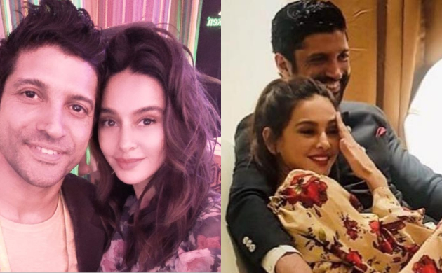 Farhan Akhtar and Shibani Dandekar's vacay pics are proof they are the hottest couple of tinsel town