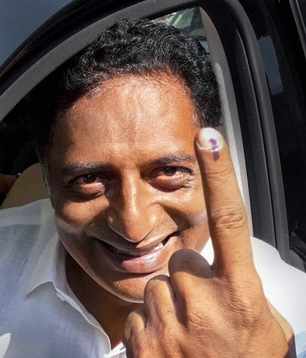 Lok Sabha Elections 2019: Political biggies, film celebrities turn up to cast votes in Phase 2
