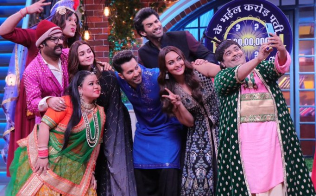 TRP Ratings week 16, 2019: The kapil sharma show is at