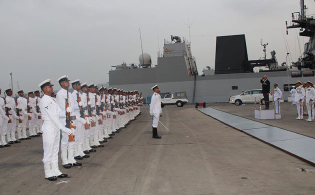 Missile destroyer INS Ranjit decommissioned after 36 years of glorious service