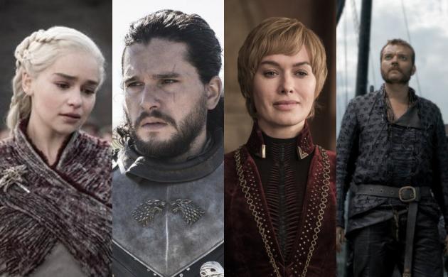 Game of Thrones' Season 8 Ep 5 Sneak Peek: Danaerys is