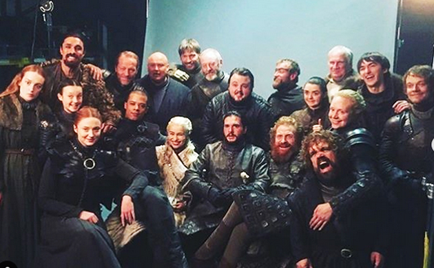 Game of Thrones! These last onset finale pics will leave you teary-eyed