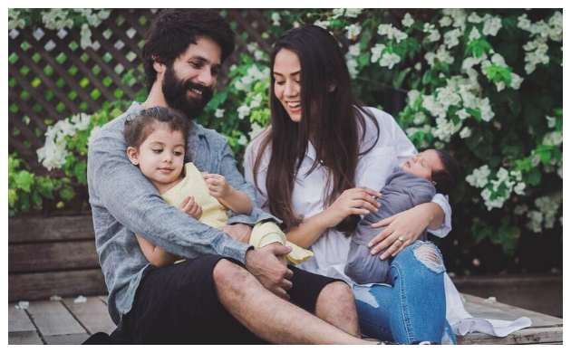Ahead of 'Kabir Singh' release, Shahid Kapoor vacays with wife Mira and Baby Misha and Zain at Phuket