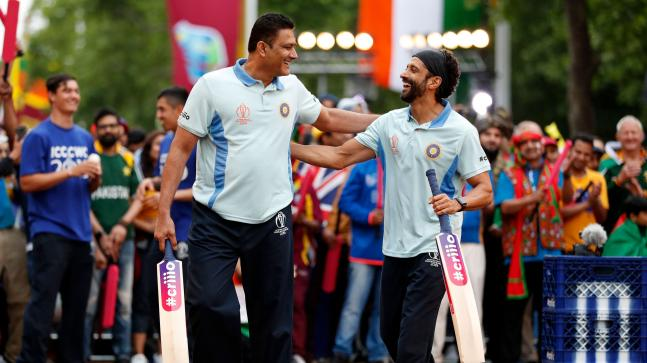 ICC Cricket World Cup 2019 Opening Party lights up London