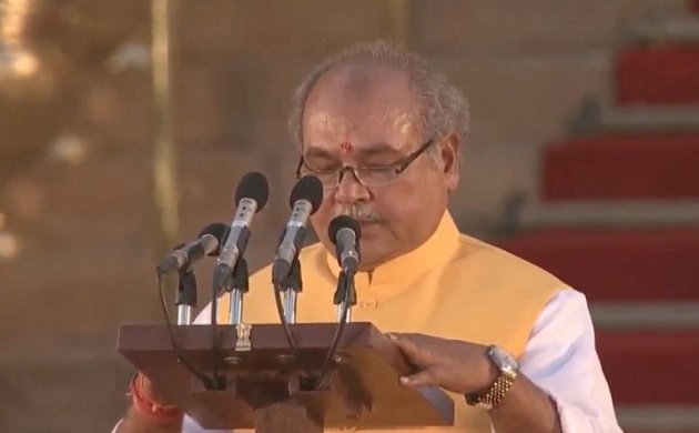 Narendra Modi takes oath as PM. Here's all Cabinet ministers in pics
