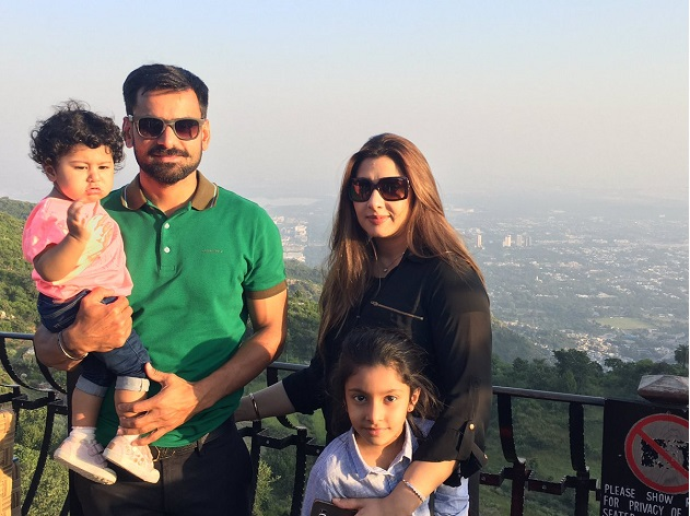 Happy Father's Day 2019: Star cricketers from India Pakistan who are doting dads to their bundle of joy