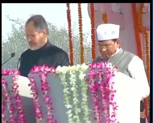 'Aam Aadmi' Arvind Kejriwal is new Delhi CM