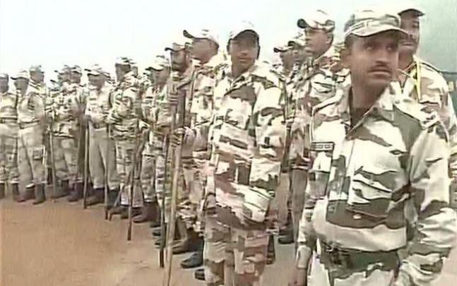 AAP vs Delhi Police