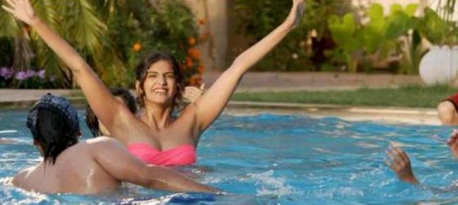 Check Out: Sonam Kapoor's bikini avatar in Bewakoofiyaan