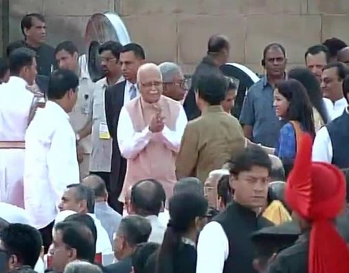IN PICS: Narendra Modi becomes PM