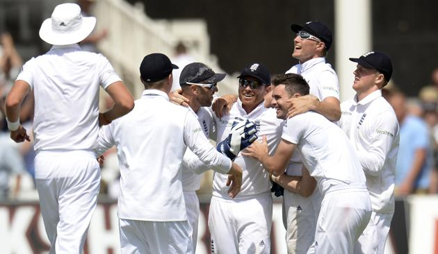 Highlights of India vs England 1st Test on Day 1
