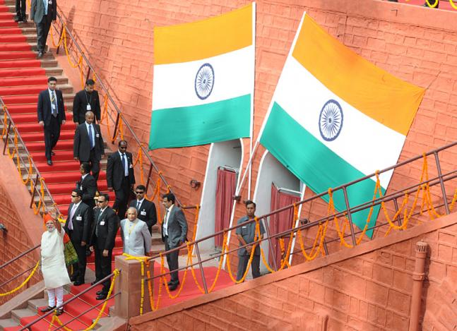 Independence Day 2014: PM Modi at Red Fort