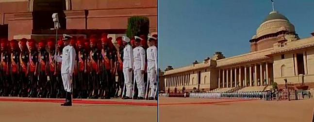 Chinese President Xi Jinping in India on 3-day visit