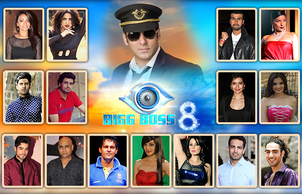 Bigg Boss 8: Complete list of contestants - News Nation