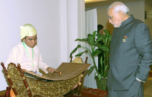PM Modi's ASEAN-India Summit