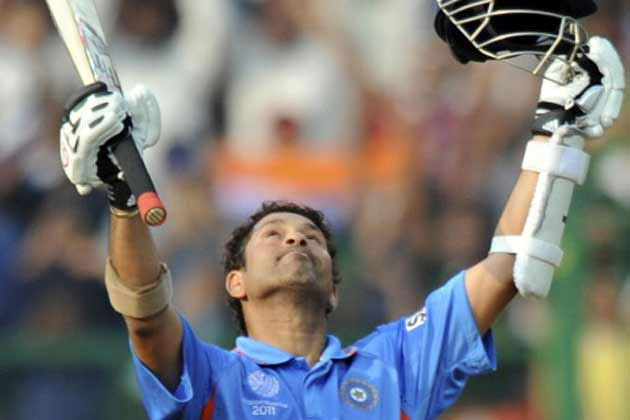 Sachin Tendulkar's journey on field!