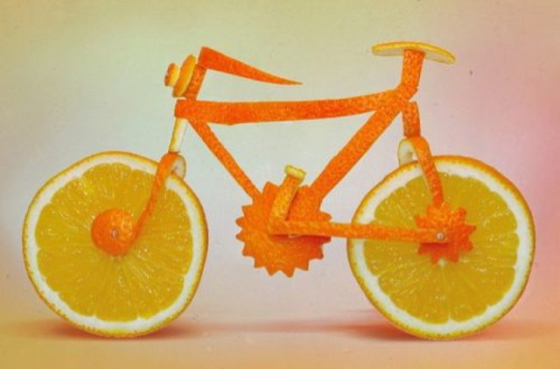 12 creative food designs!