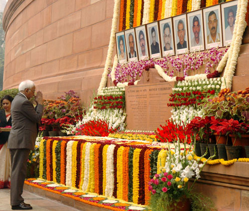 Salute the soldiers: Tribute paid to Martyrs of 2001 Parliament Attack