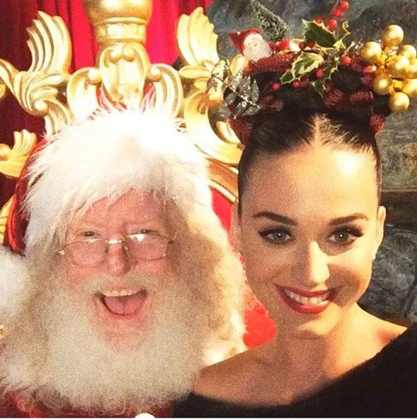 Celebs and Christmas celebrations