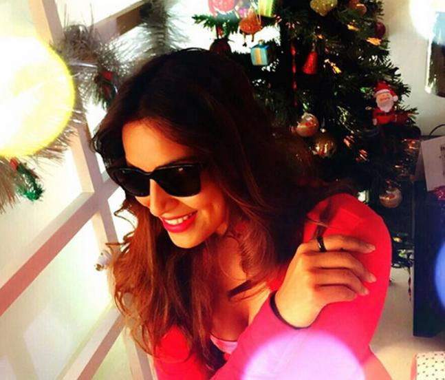 Here is how celebs celebrated Christmas Day