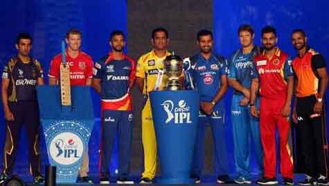 IPL 2015 kicks off