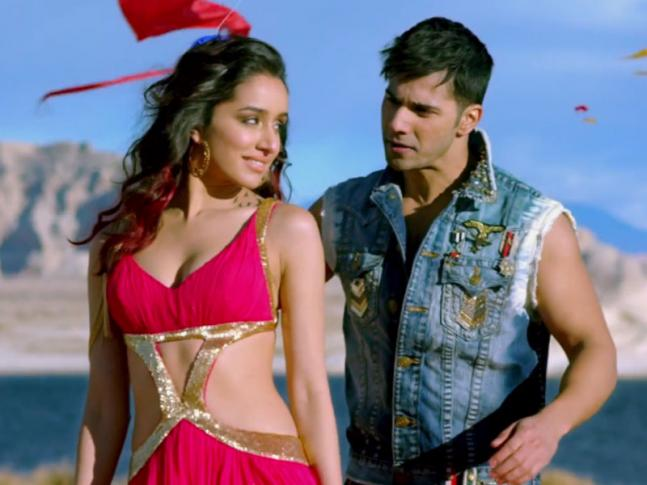ABCD 2 trailer: Different avatars of Shraddha Kapoor