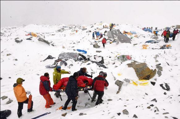 Nepal's tragic quake jolt