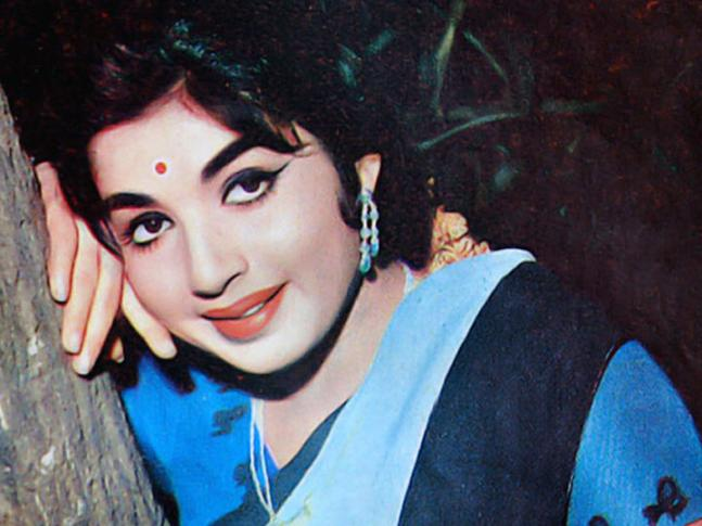 Chief Minister Jayalalithaa and her Bollywood days