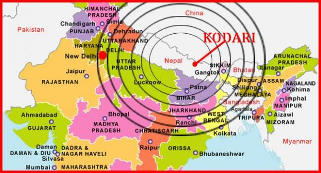 Nepal earthquake 2: In Graphics