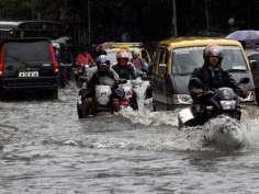 Rain devastated Mumbai!