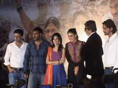 Star-studded music launch of Satyagraha