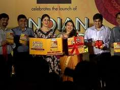 Kareena Kapoor at the launch of Rutuja Diwekar's DVD