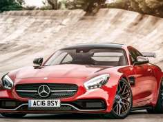 Mercedes AMG GTS Launched in India