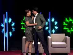 When 'Dilwale' visited News Nation studio