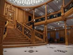 Inside pictures of Titanic 2