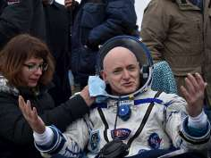 Scott Kelly: From Space to Earth