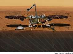 NASA's InSight mission delayed until 2018 owing to a vacuum leak