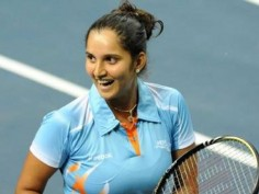 World's best doubles woman player and India's tennis star Sania Mirza turns 30