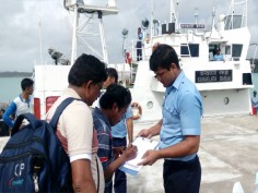 Tourists stranded in Andaman due to bad weather, Indian Coast Guard rescue operation underway
