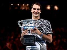 In Pics: Complete list of title winners of Australian Open 2017