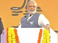 3 years of Modi Govt: 10 key achievements