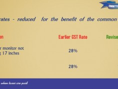 GST rollout on July 1 Heres what will become cheaper for the benefit of common man