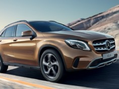 Mercedes new GLA variant launched in India and we know all about it