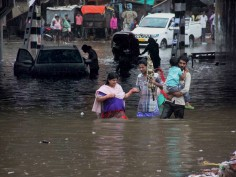 Monsoon 2017 Heavy rains relief and pain to North India