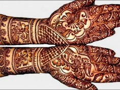 Hariyali Teej 2017: Check out different mehndi designs having different meanings