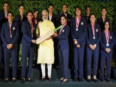 PM Modi meets Indian womens cricket team, and he has a message for each player
