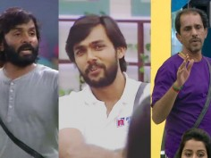 Kamal Haasan Bigg Boss Tamil Harish Vaiyapuri Snehan Aarav elimination