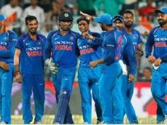 In Pics Records made in India vs Australia 2nd ODI at Eden Gardens
